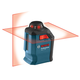 Bosch GLL-2-20 Self-Leveling 360 Degree Line and Cross Laser