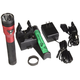 Streamlight 75494 Stinger DS LED HL Rechargeable Flashlight with Piggyback Charger (Red)