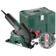 Metabo 600408680 10.5 Amp 5 in. Masonry Cutting/Scoring Angle Grinder with Guide Rollers