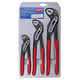 Knipex 002007US1 3-Piece Alligator Pliers Set