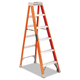 Louisville FS1506 6 ft. Type IA Duty Rating 300 lbs. Load Capacity Fiberglass Step Ladder