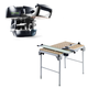 Festool C35495315 Conturo Edge Bander plus Multi-Function Work Table