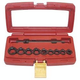 LTI Tools 599 9-Piece Metric Shockit Socket Kit