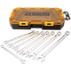 Dewalt DWMT73810 8-Piece Stackable Combination Wrench Set (Metric)