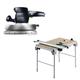 Festool C6495315 Orbital Finish Sander plus Multi-Function Work Table