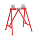 Ridgid 64642 34 in. Adjustable Stand with Steel Rollers