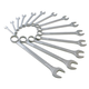 Sunex Tools 9714 14-Piece SAE Raised Panel Combination Wrench Set