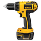 Factory Reconditioned Dewalt DCD760KLR 18V Compact Lithium-Ion Drill Driver