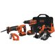 Black & Decker BDCDHP2204KT 20V MAX Lithium-Ion 4-Tool Combo Kit