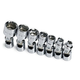 SK Hand Tool 4934 7-Piece 1/4 in. Drive 6-Point Flex SAE Socket Set
