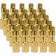 Makita B-44747 Impact GOLD #2 Square Insert Bits (25-Pack)