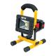 JackCo ZT50201 10W Cordless LED Flood Light Kit