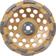 Makita A-96213 7 in. Anti-Vibration Double Row Diamond Cup Wheel