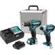 Makita CT226RX 12V MAX CXT 2.0 Ah Cordless Lithium-Ion Drill and Impact Driver Combo Kit