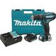 Makita PH04R1 12V MAX CXT 2.0 Ah Cordless Lithium-Ion 3/8 in. Hammer Drill Driver Kit