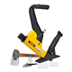 Factory Reconditioned Dewalt DWFP12569R 2-N-1 16-Gauge Nailer and 15-1/2-Gauge Stapler Flooring Tool