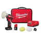 Factory Reconditioned Milwaukee 2438-82X M12 Cordless Lithium-Ion Variable Speed Polisher/Sander XC Kit