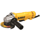 Dewalt DWE402W 11 Amp 4-1/2 in. Angle Grinder with Paddle Switch & Wheel