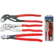 Knipex 9K0080117US 3-Piece Top Seller Set