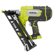 Factory Reconditioned Ryobi ZRP330 ONEplus 18V Lithium-Ion AirStrike 15-Gauge Angled Finish Nailer (Tool Only)