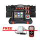 Autel MS908PTPMS ProDiagnostic System with Preprogramming Box/VCI and Digital Inspection Camera with FREE Diagnostic and Service Tool