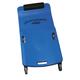 Lisle 94032 Large Wheel Plastic Creeper (Blue)