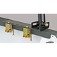 KargoMaster A31580 No-Drill, Clamp-On Ladder Rack Mounting Kit