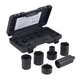 OTC Tools & Equipment 4543A 6-Piece 4WD Spindle Nut Socket Set