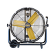 Master MAC-24-DDF-B 24 in. Direct Drive Fan Carted Fan