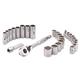 Stanley STMT74861 28-Piece 3/8 in. Drive Mechanics Tool Set