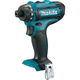 Makita FD06Z 12V MAX CXT Cordless Lithium-Ion 1/4 in. Hex Drill Driver  (Bare Tool)