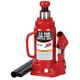 ATD 7384 12 Ton Hydraulic Side Pump Bottle Jack