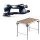 Festool C14500608 Rotex 3-1/2 in. Multi-Mode Sander plus MFT/3 Basic  Multi-Function Work Table