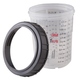3M 16115 2-Piece PPS 6 oz. Mini Cups and Collars