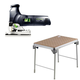 Festool C3500608 Trion Barrel Grip Jigsaw plus MFT/3 Basic  Multi-Function Work Table