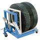 OTC Tools & Equipment 1770A 3/4-Ton Hydraulic Wheel Dolly