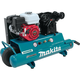 Factory Reconditioned Makita MAC5501G-R 5.5 HP 10 Gallon Oil-Lube Gas Air Compressor