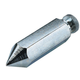 Empire 908 8 oz. Steel Plumb Bob