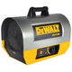Dewalt F340645 10kW/7kW Single Phase Portable Forced Air Electric Heater