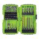 Greenlee DDKIT-1-68 68-Piece Electrician's Drill Driver Bit Kit