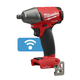 Milwaukee 2759-20 M18 FUEL 18V Cordless Lithium-Ion 1/2 in. Compact Impact Wrench with Pin Detent & ONE-KEY Connectivity (Bare Tool)