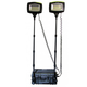 NightSearcher 512000SLA LITE Rechargeable 120 Watt Duo LED Portable Lighting System