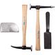 Martin Sprocket & Gear 644K 4 pc. Wood Handle Tool Set