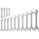 ATD 1181 14-Piece SAE Combination Angled Wrench Set