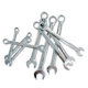 ATD 1570 17-Piece Metric Combo Wrench Set