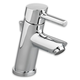 American Standard 2064.131.002 Serin Petite 1-Handle Monoblock Bathroom Faucet (Polished Chrome)