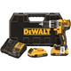 Dewalt DCD796D2BT 20V MAX XR Lithium-Ion Brushless Compact 2-Speed 1/2 in. Cordless Hammer Drill Kit with (2) 2 Ah Bluetooth Batteries
