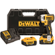 Dewalt DCF887M2 20V MAX XR 4.0 Ah Cordless Lithium-Ion 1/4 in. Brushless Impact Driver Kit