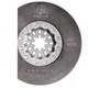 Fein 63502106220 3-3/8 in. Segmented High-Speed Steel Circular Oscillating Saw Blade (2-Pack)