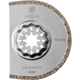 Fein 63502114210 3 in. Segmented Diamond Circular Oscillating Saw Blade
